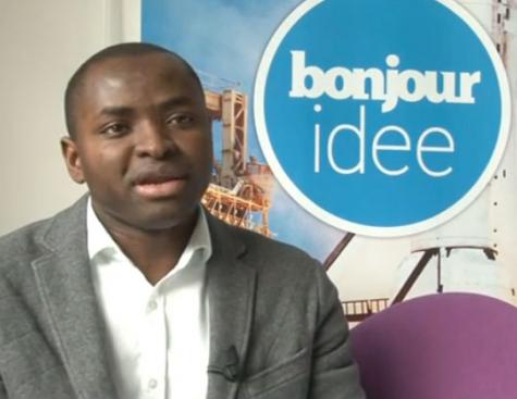 Bonjour Idée : Best Startup 2015' s competition