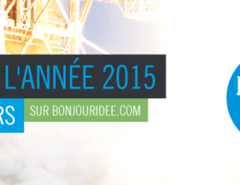 Bonjour Idée - Startup of the Year Competition 2015