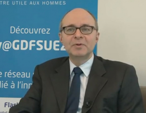 Interact with the innovation ecosystem by Stéphane Quéré, Senior VP Innovation GDF SUEZ