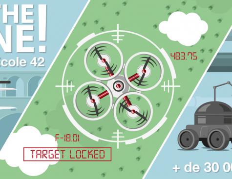 OpenInnov by GDF SUEZ lance le premier Hackathon de Drones au monde !