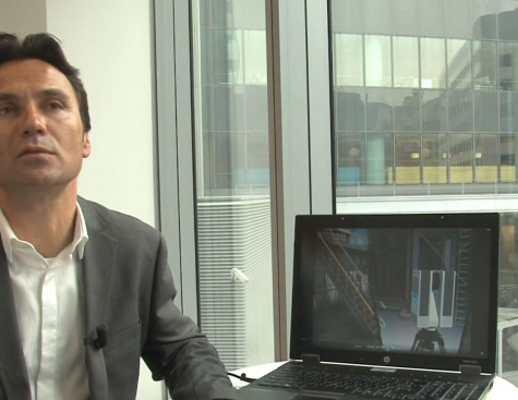 3D Laser Scanning at the cutting edge of modeling technology