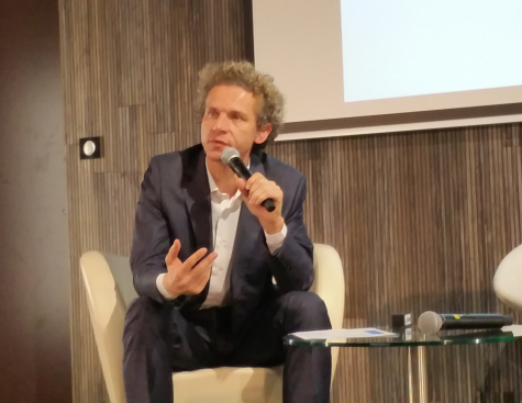 Interview  of Gilles Babinet, French Digital Champion