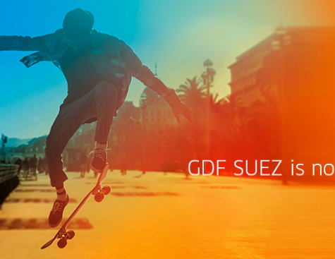 GDF SUEZ is now ENGIE:  a powerful name to invent together the energies of tomorrow