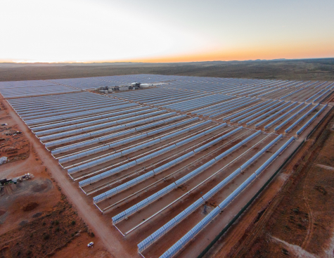 Making solar headway in South Africa with first CSP project