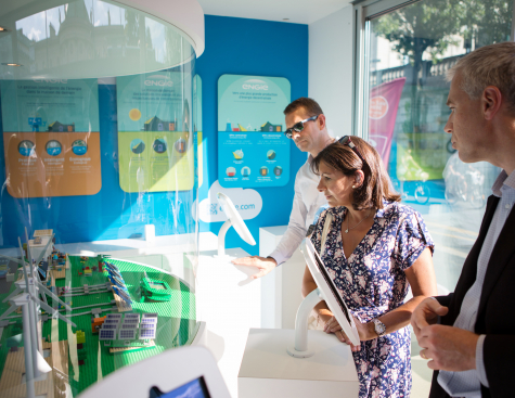 ENGIE presents projects demonstrating how to fight climate change