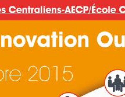 Conference: Daring to do Open Innovation Friday, November 13th, 2015 in Paris
