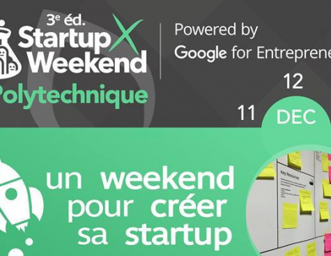 OpenInnov by ENGIE is a partner of Polytechnique's Startup Weekend