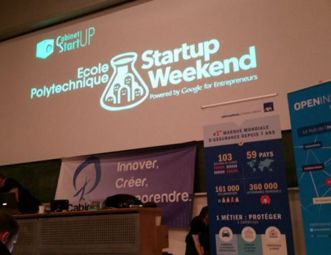 ENGIE at X startup weekend