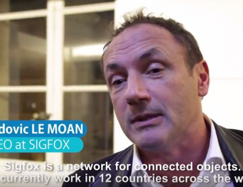 ​Sigfox, a network for connected objects,