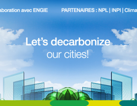 Decarbonathon: Vote for your favorite project through January 24