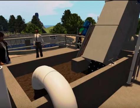 Metaverse Concept : le GPS 3D qui révolutionne les interventions techniques sur site