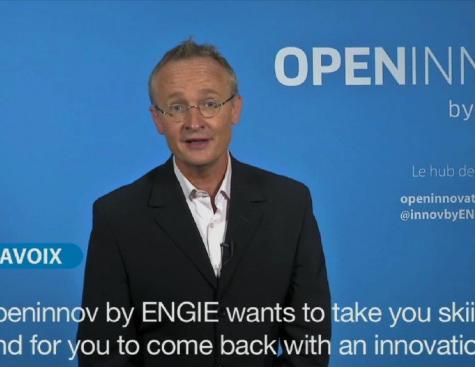 Laissez Yann Lavoix vous raconter les actus d'OpenInnov