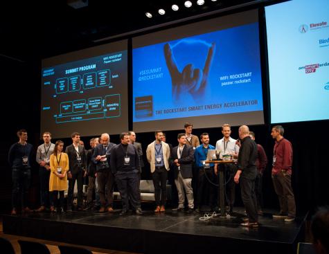 A la rencontre des start-up incubées chez Rockstart à Amsterdam