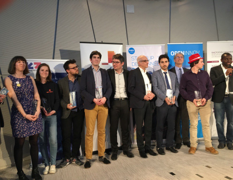 9 startups honored at ENGIE for the finale of the Bonjour Idée competition