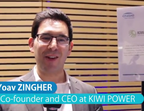 Kiwi Power, Startup partenaire d'ENGIE