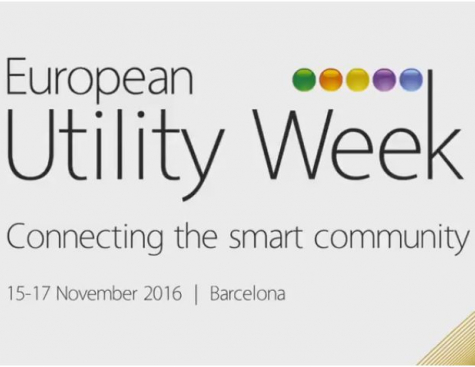 ENGIE at European Utility Week in Barcelona (November 15 - 17)!