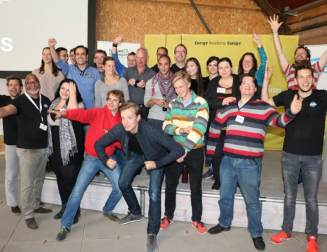 Hack 4 Energy, the first ENGIE Hackathon in the Netherlands