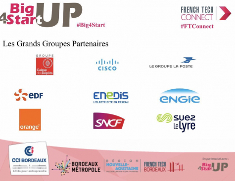 A Bordeaux : grands groupes et startups se disent « Big Up »