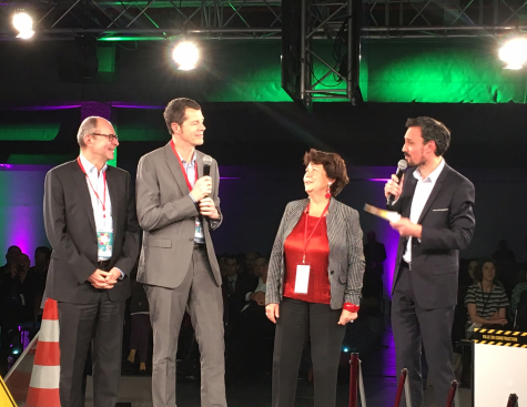 14th Innovation Grand Prize of the City of Paris