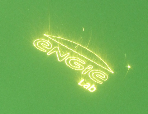 The ENGIE 3D Printing Lab