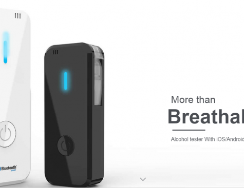 Secope Tech, a smart breathalyzer for safe mobility