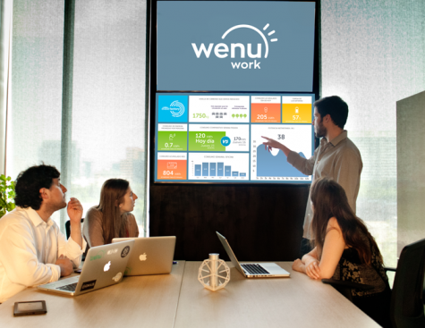 Wenu Work: Hardware for Real-time Energy Consumption Management