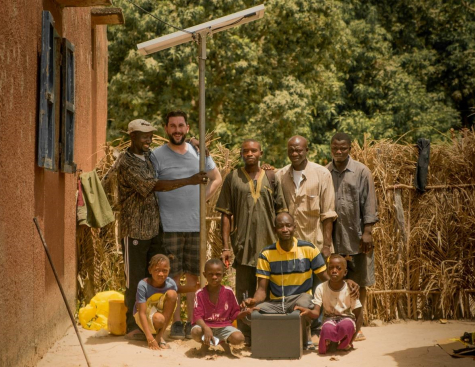 Ingenious Particles: Solar Energy for Africa