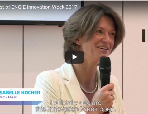Best of ENGIE Innovation Week 2017