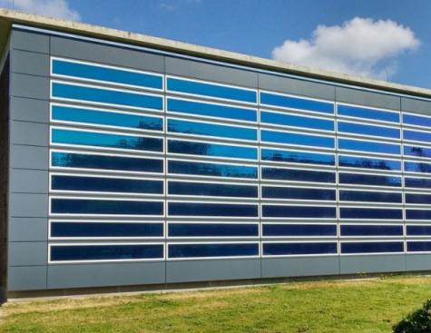 Engie adopte la technologie solaire translucide d'Heliatek pour ses façades