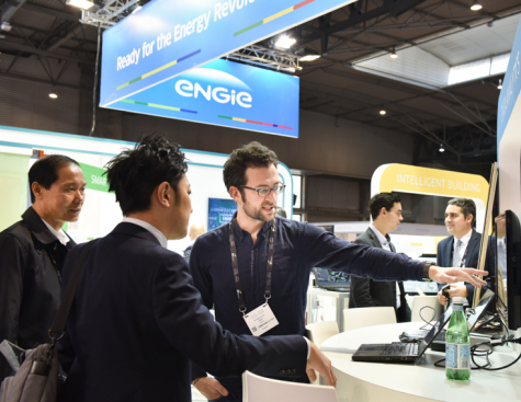ENGIE, ambassador of the energy revolution at European Utility Week 2017!