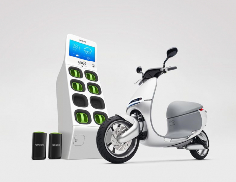 ENGIE invests in Gogoro, a smart two-wheel mobility leader