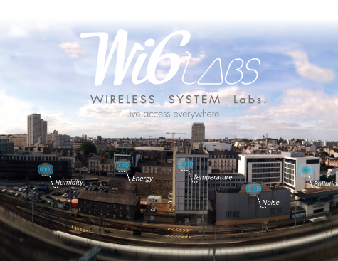 Wi6Labs: smart Bretons at CES 2018 with ENGIE