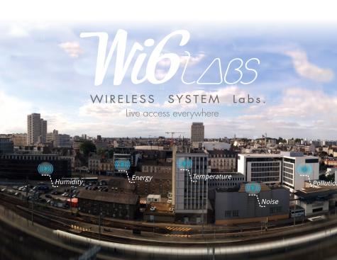 Wi6Labs : les smart bretons au CES 2018 avec ENGIE