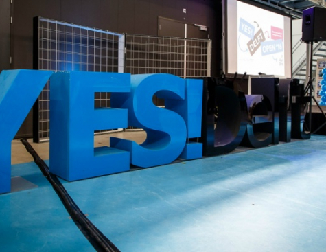 CES 2018 - Yes!Delft: Helping high-tech startups