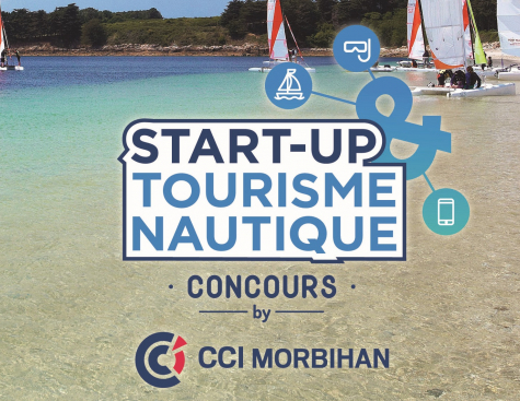 The Morbihan CCI launches a startup and nautical tourism competition to attract startups