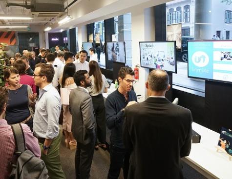 Lancement de l'écosystème de l'Innovation ENGIE à Singapour