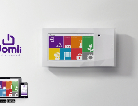 Domii simplifie l'habitat connecté