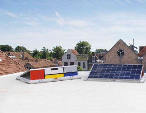 SUPERSOLA: Towards Decentralized Energy?