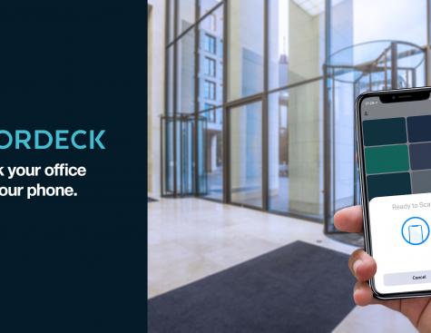 DOORDECK: Smartphone-Based Access Control