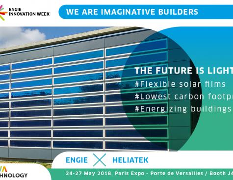 Heliatek: On-site Green Energy