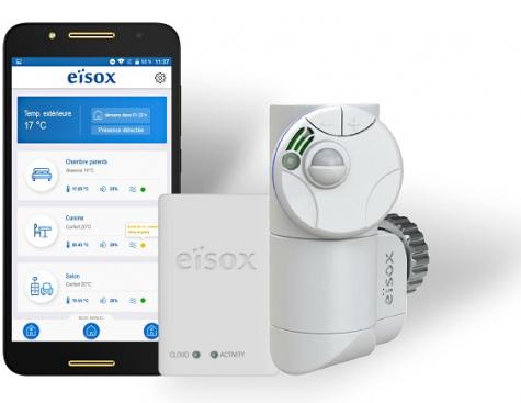 Des nouvelles d'EISOX : lauréat de l'Appel à Projets ENGIE lancé en 2017