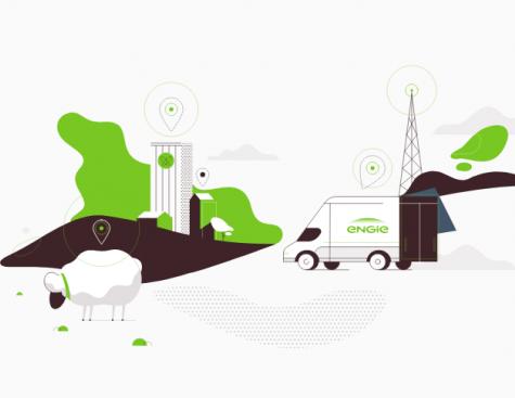 CES 2019 : Avec ENGIE M2M,  la connectivité devient globale
