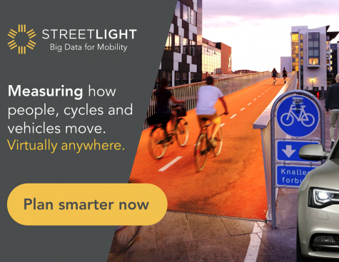 Streetlight Data – Shining a Light on Mobility Behaviour