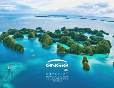 ENGIE EPS, micro-réseaux et stockage d'énergie au CES 2019