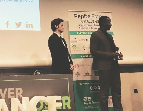 ElectrikWalk reçoit le Prix PEPITE Challenge décerné par ENGIE