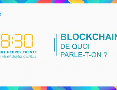[REPLAY] Le Réveil du Digital - Blockchain : de quoi parle-t-on ?