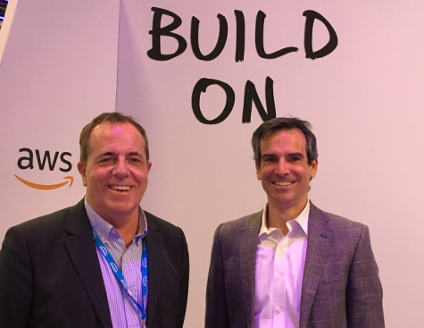 Launch of a call for projects on data by AWS and ENGIE