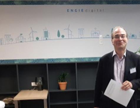 ENGIE Digital présente son incubateur de startups internes