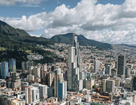 Bogota en lice pour devenir la smart city la plus intelligente d'Amérique latine
