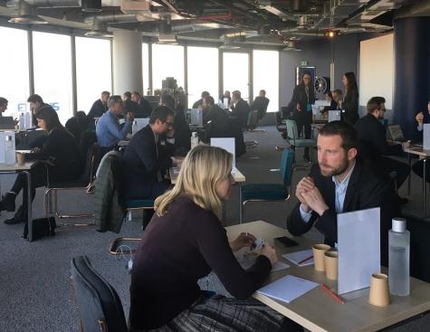 Les experts d'ENGIE rencontrent des startups pour étudier les possibilités de collaboration